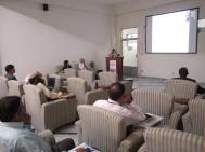 Professor Naveed Sultana, AIOU