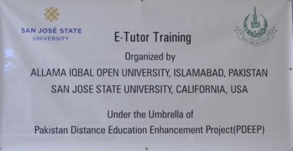 SJSU & Allama Iqbal Open University   An International